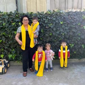 Bonnie Academy celebrating yellow day ☀️ #schoolchoiceweek #preschool #glendalepreschool #glendaydaycare #bestchildcareglendale (16)