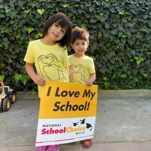 Bonnie Academy celebrating yellow day ☀️ #schoolchoiceweek #preschool #glendalepreschool #glendaydaycare #bestchildcareglendale (5)