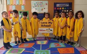 Bonnie-Academy-celebrating-yellow-day-☀️-schoolchoiceweek-preschool-glendalepreschool-glendaydaycare-bestchildcareglendale