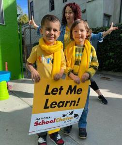 Bonnie Academy celebrating yellow day ☀️ #schoolchoiceweek #preschool #glendalepreschool #glendaydaycare #bestchildcareglendale (10)